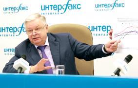 Пресс-конференция Ромадоновского Интерфаксу.